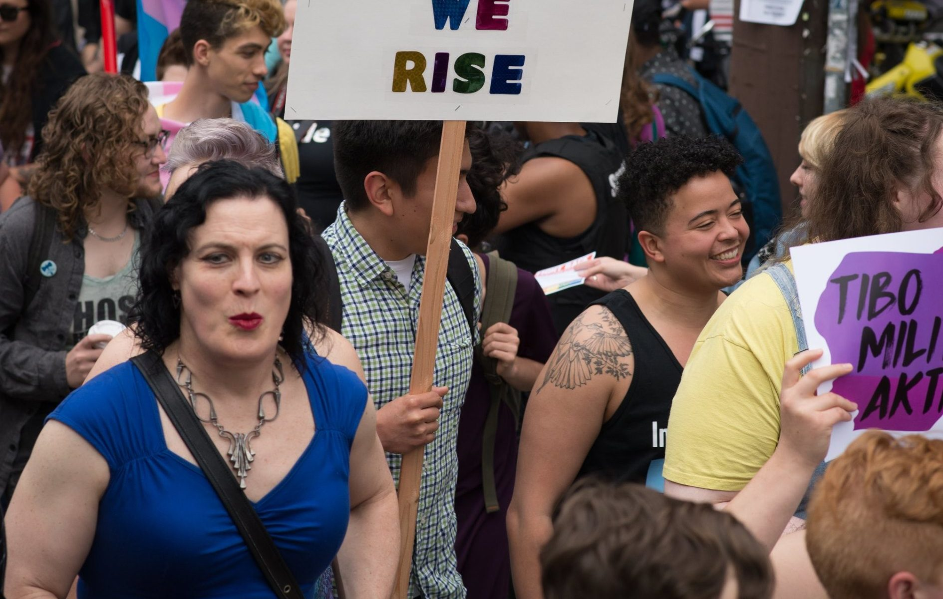 Trans Pride Seattle 2019