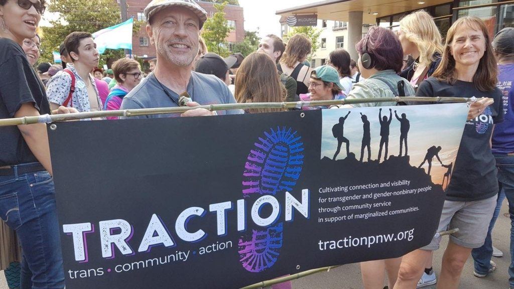 Traction at Seattle Pride 2019