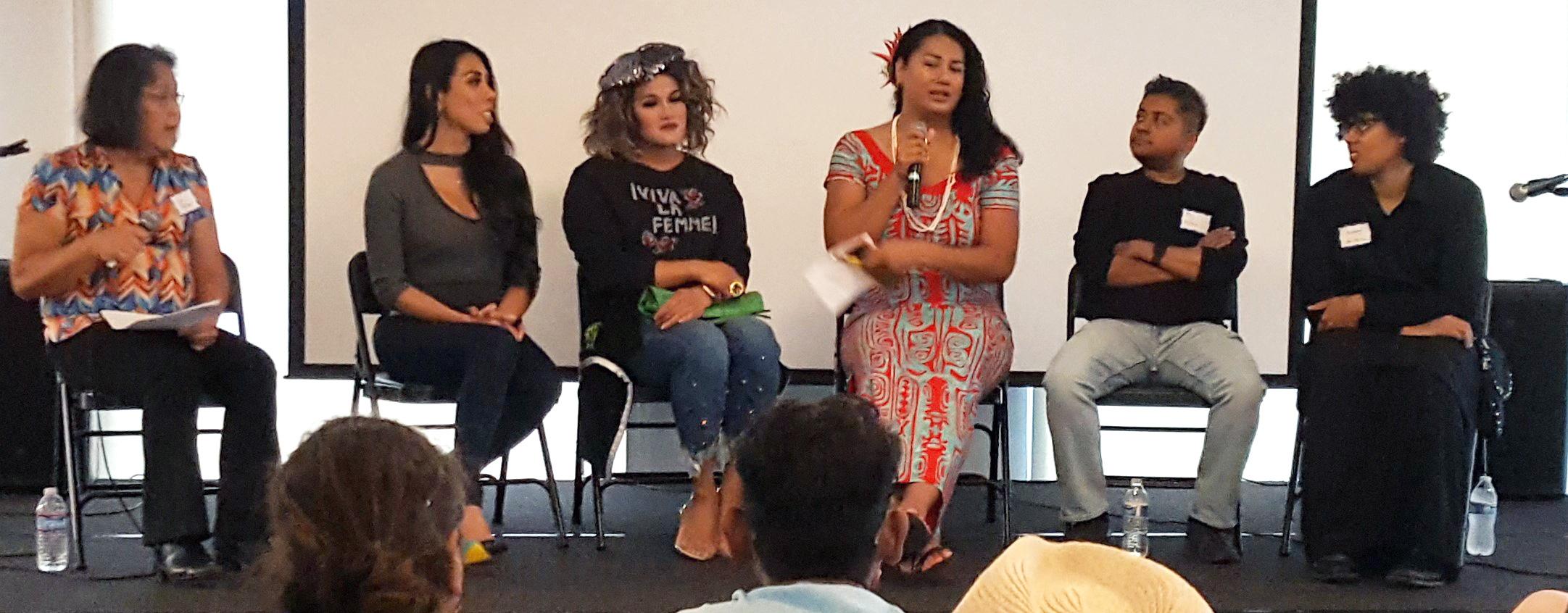 TRACTION Emerge Panelists