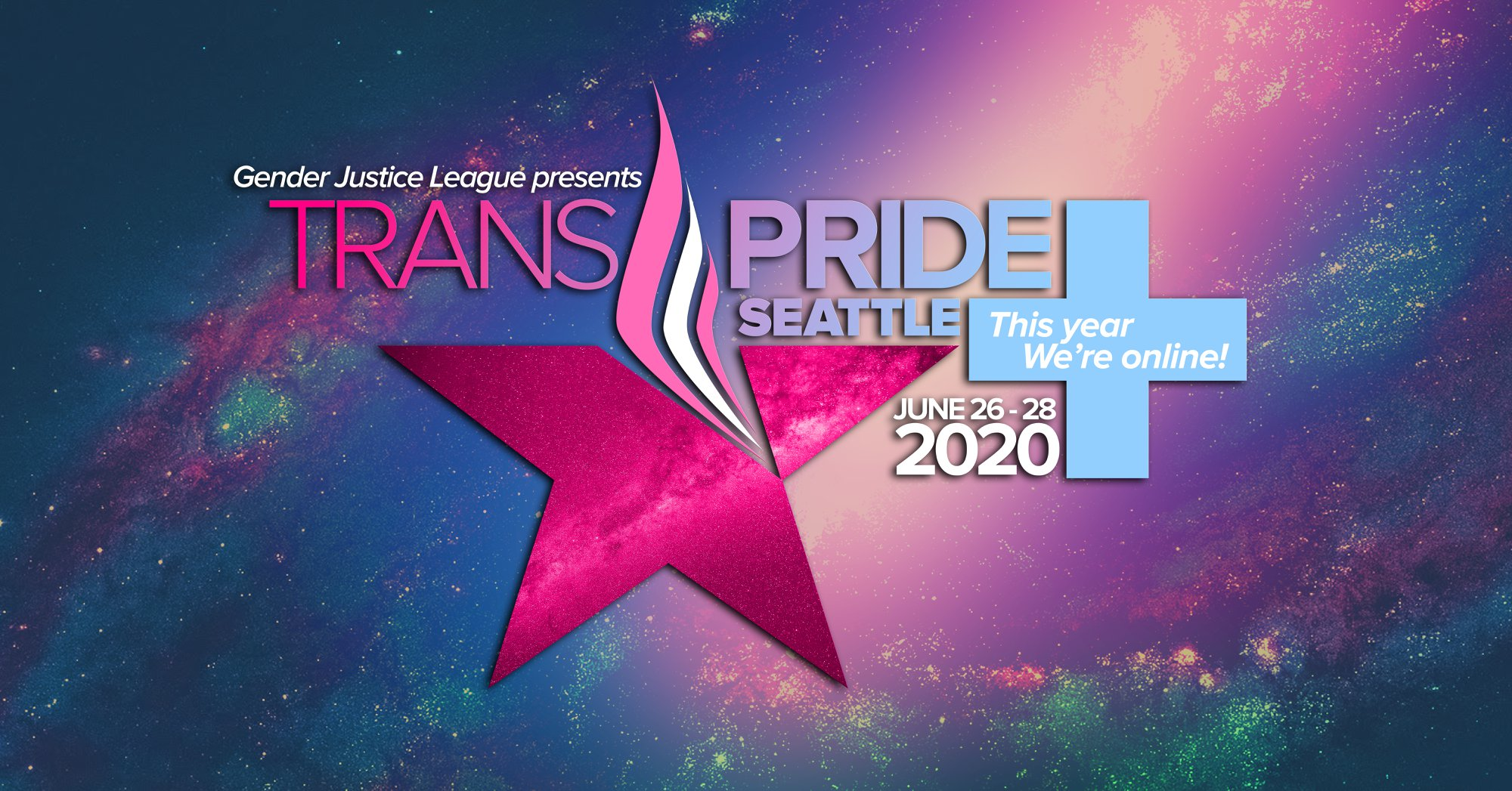 Trans Pride Seattle+: This year, we're online!