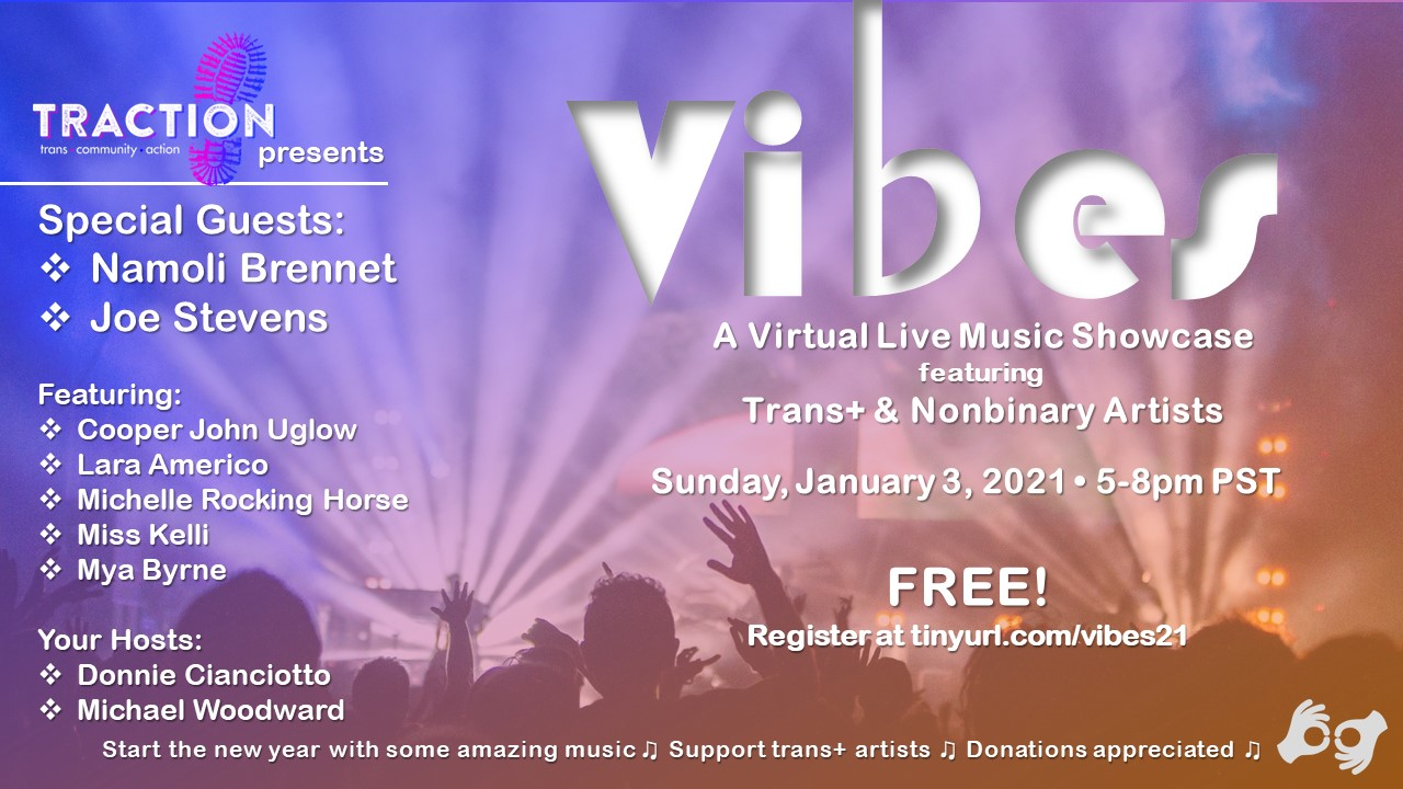 Vibes '21: A Virtual Live Music Showcase