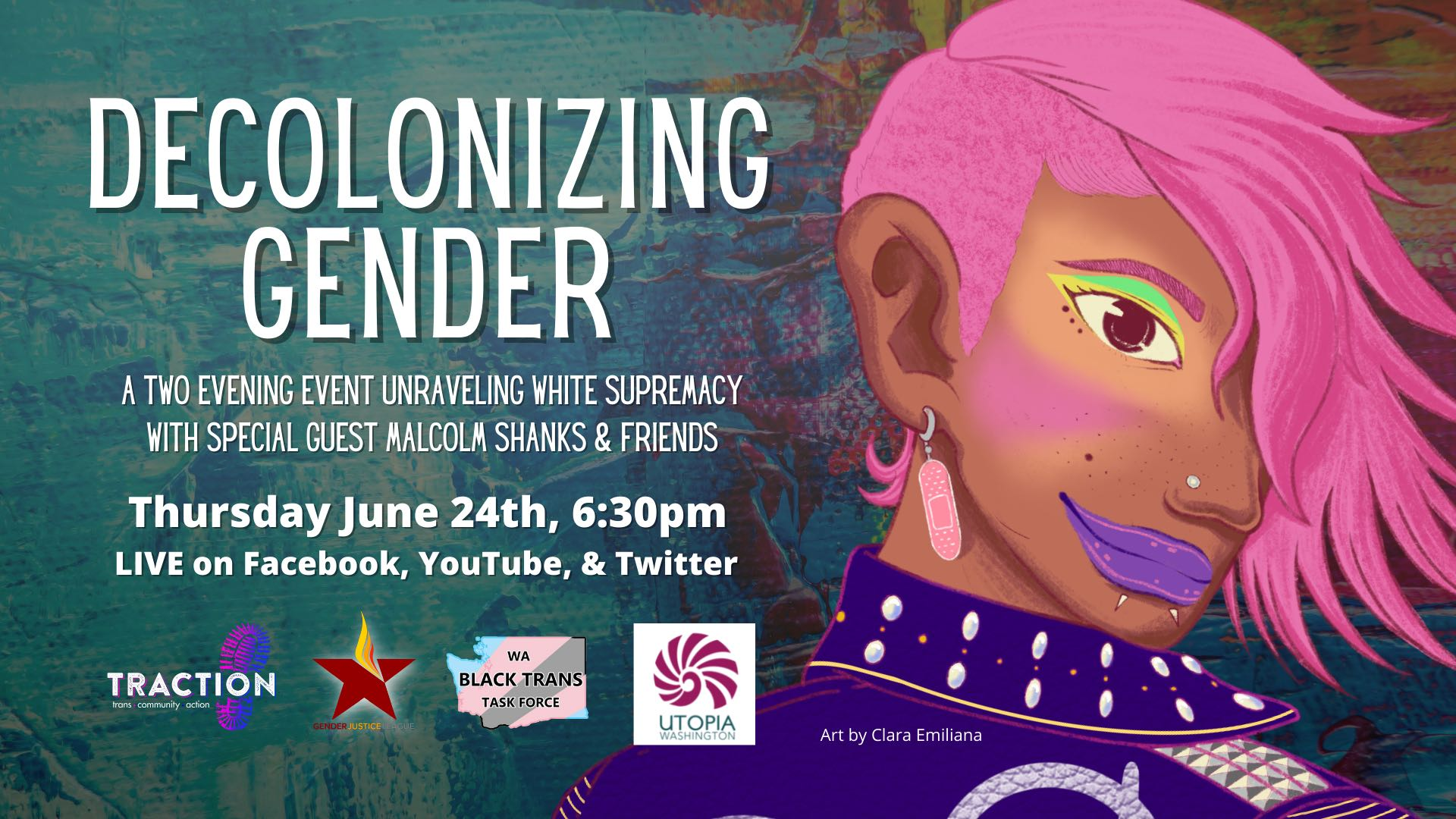 Decolonizing Gender with Malcolm Shanks: Part 1 of 2